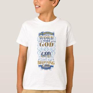 War am Anfang das Wort T-Shirt