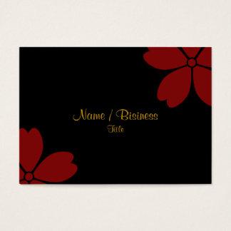 Waren Kirschblüte Visitenkarte
