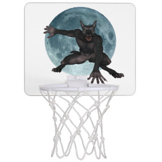 Warewolf Korb-Ballband Mini Basketball Ring