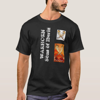 WARHORN Söhne von Iberia T-Shirt