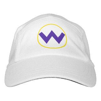 Wario Hut Headsweats Kappe