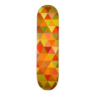 Warme Dreieckfliesen Individuelle Skateboards