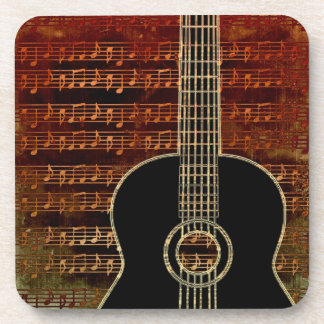 Warme Ton-Gitarre ID280 Untersetzer