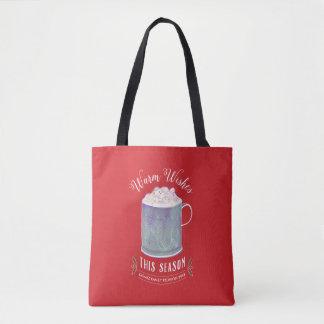 Wärmen Sie Wünsche dieser Tasche