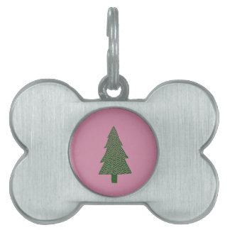 Warmes und reizendes Christmassy Tiermarke