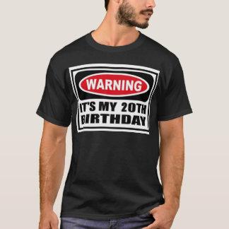 Warnen 20 T-Shirt