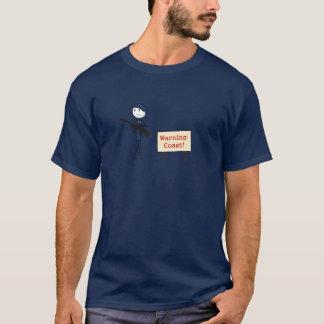 """""""Warnende Küsten-"""" T - Shirt"""