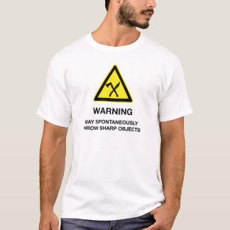 Warnung! (b) T-Shirt