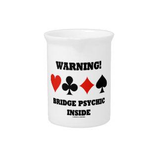 Warnung! Brücken-psychisches Innere (vier Krug