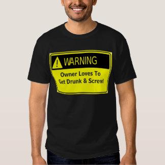 Warnung! Shirts