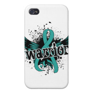 Warrior 16 Peritoneal Cancer iPhone 4/4S Cases