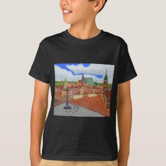 Warschau-Alte Stadt T-Shirt