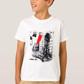 Warschau-Aufstieg 1944 Polen T-Shirt