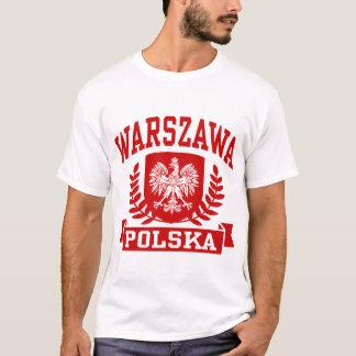 Warschau Polska T-Shirt