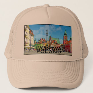 Warschau Truckerkappe