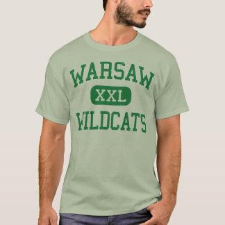 Warschau - Wildkatzen - Highschool - Warschau T-Shirt