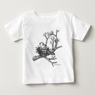 Wartete Baby T-shirt