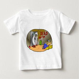 Wartete das Ende Baby T-shirt