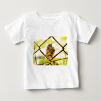 Wartete Mamma Baby T-shirt