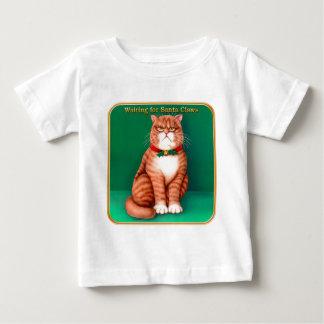 Wartete Sankt-Greifer Baby T-shirt