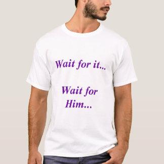Wartete Weihnachten T-Shirt