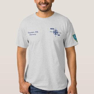 Wartungstafel-T - Shirt NATO-Ramstein