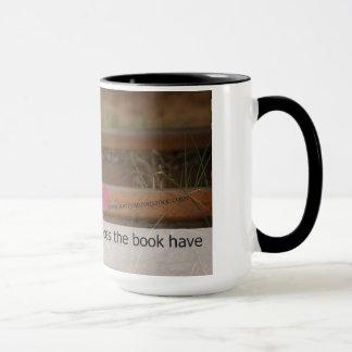 Warum muss das Buch beenden? Tasse