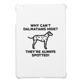 Warum nicht Dalmatiner-Fell kann iPad Mini Hülle