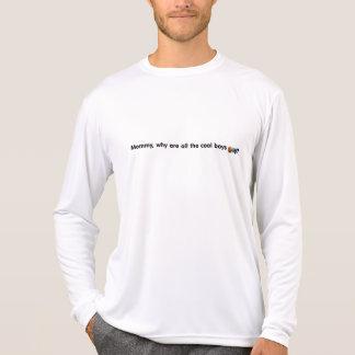 Warum sind alle coolen Jungen homosexuell? T-Shirt