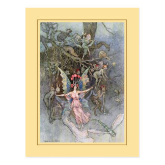 Warwick Gobel Postkarte