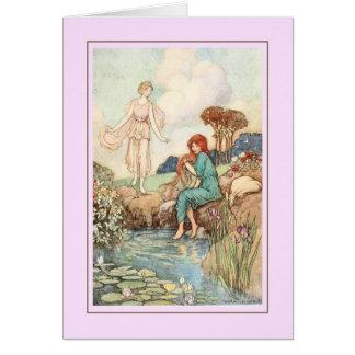 Warwick Goble Karte