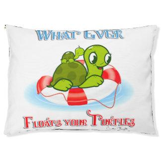 Was auch immer Ihre Schildkröten 2 schwimmt Haustierbett