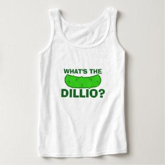 Was das Dillio ist Tank Top