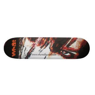 Was Individuelles Skateboard