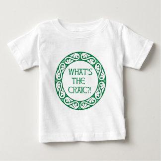 Was ist das Craic? Baby T-shirt