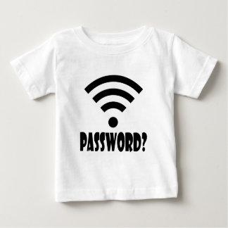 Was ist das WiFi-Passwort? Baby T-shirt