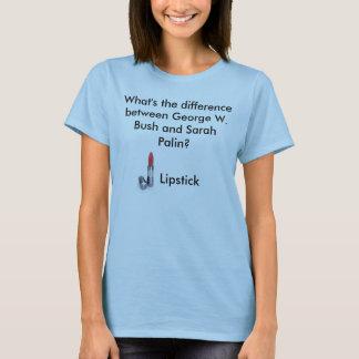 Was ist der Unterschied? T-Shirt