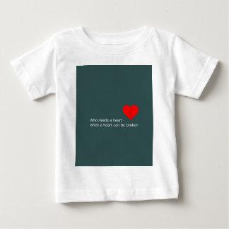 Was ist, erhielt Liebe, mit ihm zu tun Baby T-shirt