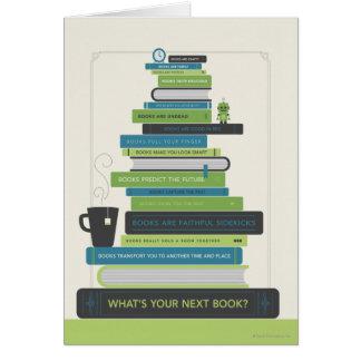 Was ist Ihr folgendes Buch? Karte