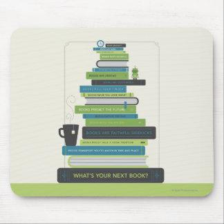 Was ist Ihr folgendes Buch? Mauspads