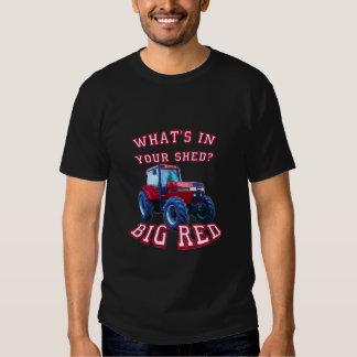 Was ist in Ihrer Halle? Hemd