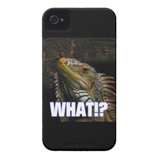 Was!? Leguan iPhone 4 Cover