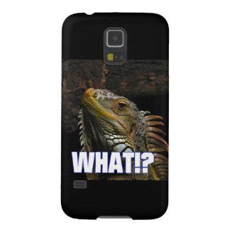 Was!? Leguan Samsung Galaxy S5 Cover