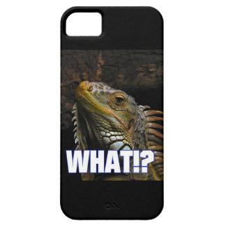 Was!? Leguan Schutzhülle Fürs iPhone 5