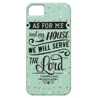Was mich und mein Haus anbetrifft dienen wir den Etui Fürs iPhone 5