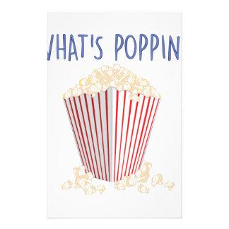 Was Poppin ist Briefpapier