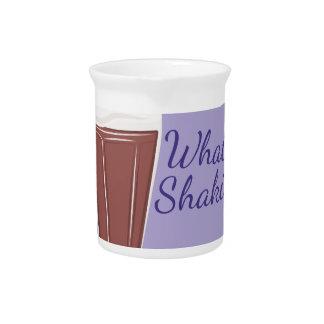 Was Shakin ist Getränke Pitcher