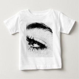 Was Sie sehen Baby T-shirt