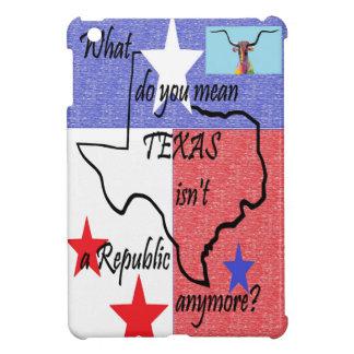 Was Sie tun, ist gemeines Texas nicht eine iPad Mini Hülle