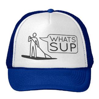 Was SUP Hut ist Trucker Cap